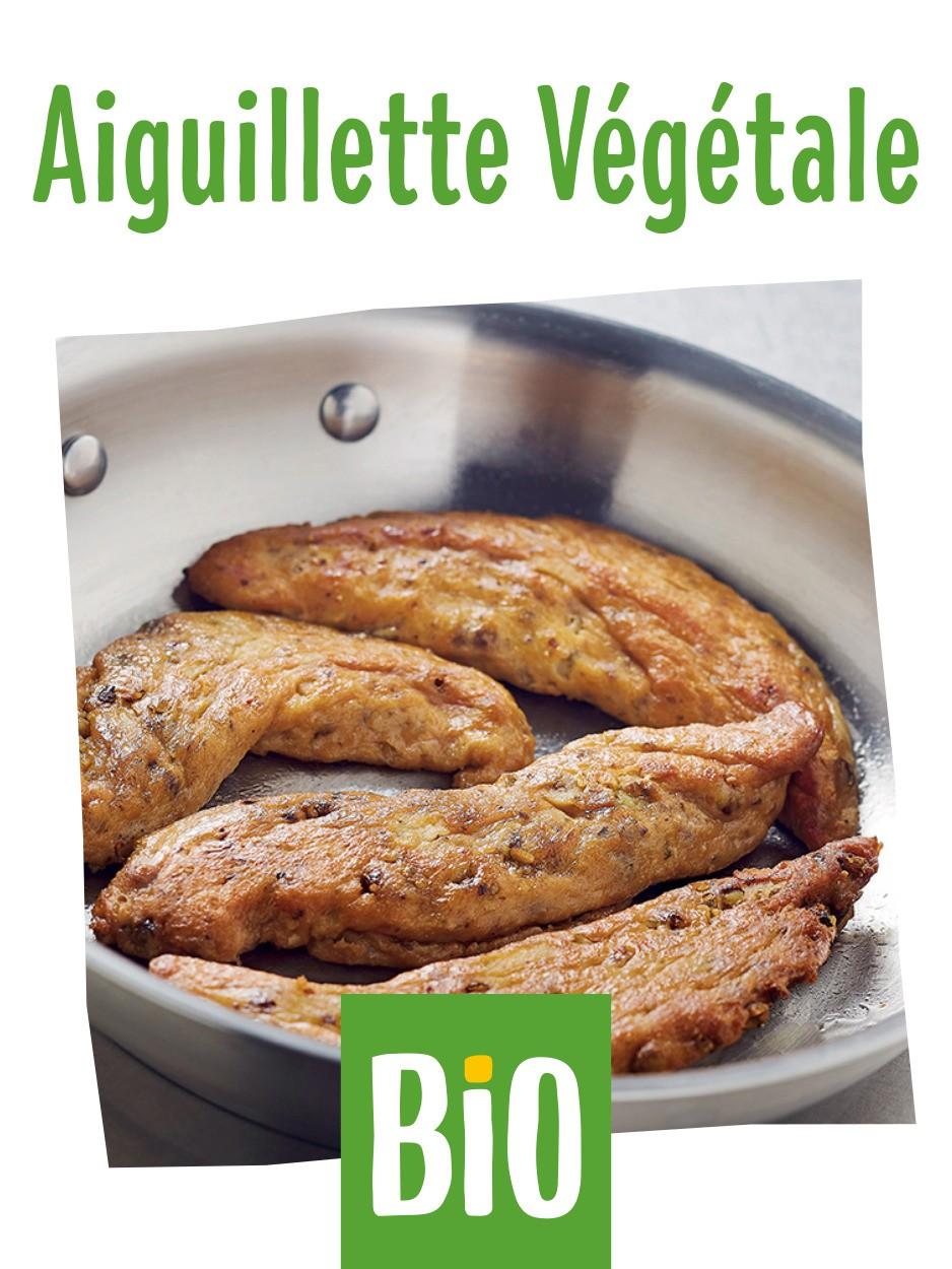 Aiguillette végétale